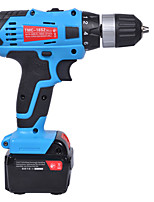 The New 18V Dual-Speed Ultra-High-Power Rechargeable Hand Drill (1 Electric Charge  Plastic Box)