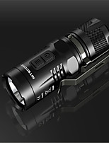 Nitecore  EC11 LED Flashlights/Torch LED 900 Lumens 5 Mode Cree / Cree XM-L2 U2 18350 Impact Resistant / Super Light / Compact Size
