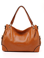 Casual Event/Party Tote Women Cowhide Blue Orange Black