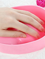 1PCS  Manicure Tools Hand Bowl Color Random