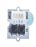 Double buttons module for Linker Kit 5pcs