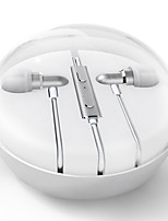 Meizu EP31 Earphone HiFi 2.0 In-Ear Earbuds With Microphone Metal Texture Design Super Bass Headset