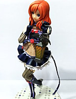 Love Live Maki Nishikino PVC 22cm Anime Action Figures Model Toys Doll Toy