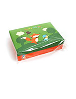 Fox Rectangular Green Cover Package Boxes  Specifications 36x24x10CM