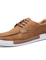 Men's Sneakers Spring / Summer / Fall / Winter Comfort Synthetic Office & Career / Casual Black/Yellow/Gray Sneaker