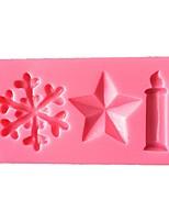 1 Cozimento Ecológico / Nova chegada / Decoração do bolo / Bricolage / 3D / Alta qualidade Bolo Plástico Moldes de Forno