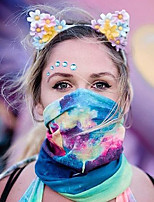 Rainbow Led Light Up Flower Cat EarsLed Mouse EarsFloral Cat EarsAriana Grande Cat EarsCat HeadbandLed Flower Crowns