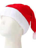 Gold Velvet Christmas Hat