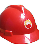 casques abs haute résistance (rouge)