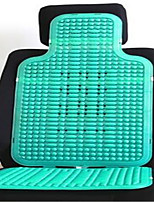 лето новый пвх пластиковые подушки летом прохладно накладка одиночный сиденье автомобиля