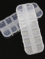 1PCS Nail Art Accessories Receive A Box 12 Grid
