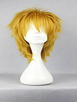 jaune d'or blond court de haute qualité perruque cosplay Anime durarara Heiwajima