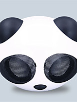 simpatico panda mini altoparlante subwoofer audio dell'automobile del fumetto
