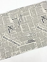 Obdélníkový Vzor toile Ubrousky , Lněný Materiál Tabulka Dceoration 4