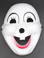 (Pattern is Random)1PC  Halloween Costume Party Mask Toe Box Ornaments