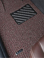 Yu Ma Car Ottomans Feet Silk Mat