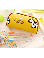 Cute Animal Paradise Stationery Bags