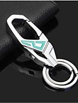 Dijiao cintura luminoso pendurado anel de chave chave do carro cadeia