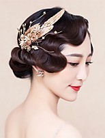 Wedding Veil One-tier Headpieces with Veil Cut Edge Sparkling Glitter