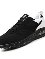 Unisex Sneakers Spring / Fall Comfort PU Casual Flat Heel  Black / Blue / Red Sneaker