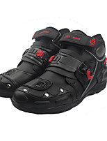 Men's Boots Winter Others Leather Outdoor Platform Others Black Cycling