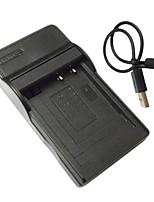 BCG10E cámara móvil cargador de batería de micro USB para Panasonic BCG10E BCF10 BCH7E s005 s007 s008 bcd10