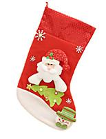Рождественский подарок сумку детские конфеты мешок
