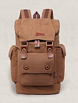 Men Canvas Formal / Casual / Outdoor Backpack