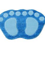 anti pés de derrapagem são de tamanho capacho 40 x 60cm