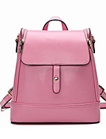 Women Polyester Casual / Outdoor Backpack Beige / Pink / Red / Black