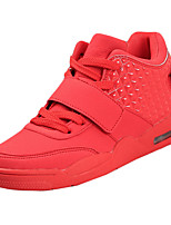 Men's Athletic Shoes Spring / Summer / Fall / Winter Mary Jane PU Athletic Lace-up Black / Red / White Basketball