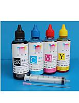 canon mesmo para 100ml de tinta de pigmento / cor bmyk cada um