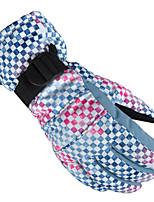 Ski Gloves Winter Gloves / Sports Gloves Women's / Men's / Unisex Activity/ Sports GlovesKeep Warm / Anti-skidding / Waterproof /