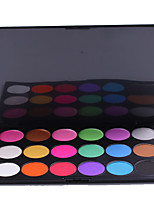 18 Eyeshadow Palette Dry / Mineral Eyeshadow palette Powder Set Daily Makeup / Halloween Makeup / Party Makeup
