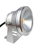 12v הוביל 10W אורות המזרקה עמיד למים כיתה IP68 בטיחות בלחץ נמוך מתחת למים מתחת למים אורות צבעוניים