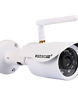 HW0043 P2P Outdoor Waterproof IP66 Bullet HD (1.0 megapixel) Wireless Hidden Night Vision IP Camera Wifi