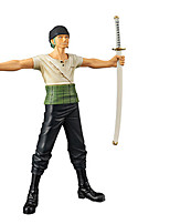 One Piece Roronoa Zoro PVC 20cm Anime Action Figures Model Toys Doll Toy 1pc