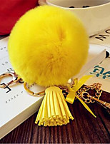 Plush Keychain Ornaments Mao Maoqi Car Pendant
