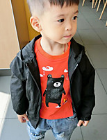 Boy's Casual/Daily Solid Suit & BlazerPolyester Spring / Fall Black