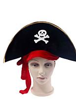 1pc halloween decoração do partido presente ornamentos terroristas novidade chapéu cosplay