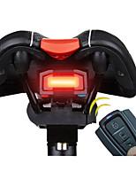 Задняя подсветка на велосипед LED Велоспорт Пульт управления / Очень легкие / тревога Люмен Батарея Велосипедный спорт