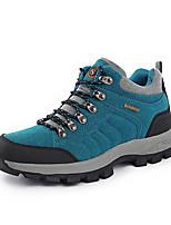 Men's Sneakers Spring / Fall Comfort Fabric Casual Flat Heel Blue / Brown / Orange Sneaker