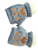 Warm Gloves (Gray Bear Claw Gloves)