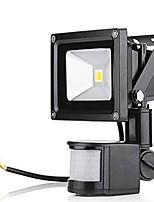 10w 900-1100lm AC85-265V haute puissance humaine induction du corps conduit lampe de projection