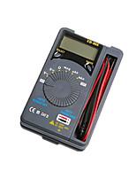 xb-866 em miniatura de faixa automático multímetro digital