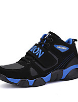 Men's Athletic Shoes Others Leatherette Outdoor Athletic Blue Yellow Red