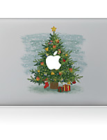 1 pièce Anti-Rayures En Plastique Transparent Décalcomanie Motif PourMacBook Pro 15'' with Retina / MacBook Pro 15 '' / MacBook Pro 13''