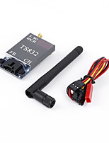 TS832 32CH 5.8G 600mw FPV Wireless Audio/Video Transmitter w/ RC832 Receiver for RC Quadcopter