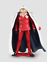 One Piece Cosplay PVC 20cm Anime Action Figures Model Toys Doll Toy AkainuSakazuki