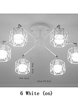 40W צמודי תקרה ,  מודרני / חדיש / רטרו / גס צביעה מאפיין for מעצבים מתכת חדר שינה / חדר אוכל / חדר עבודה / משרד / חדר ילדים